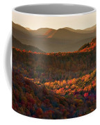Autumn Tapestry Coffee Mug by Neil Shapiro