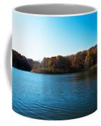 Autumn The In Loess Hills Coffee Mug