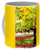 Autumn Trees 6 Coffee Mug
