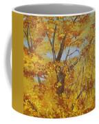 Autumn Treetops Coffee Mug