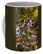 Autumn Tumbles Down Coffee Mug