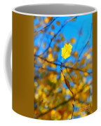 Autumn Twist Coffee Mug