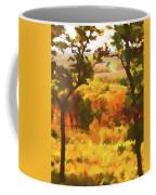 Autumn View, Montelle Winery, Augusta, Missouri Coffee Mug