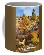 Autumn Waters Of The Susan River Coffee Mug