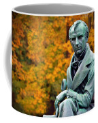 Autumn With Mr. Cooper Coffee Mug