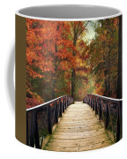Autumn Woodland Crossing Coffee Mug