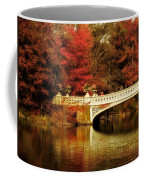 Autumnal Bow Bridge  Coffee Mug