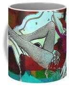 Ava Gardner - Pop Art Coffee Mug