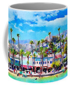 Avalon Waterfront, Catalina Coffee Mug
