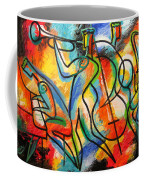 Avant-garde Jazz Coffee Mug