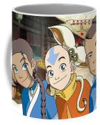 Avatar The Last Airbender Coffee Mug