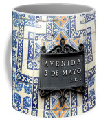 Avenida 5 De Mayo Coffee Mug