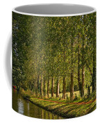 Avenue Of Trees On The Kennet And Avon Canal Coffee Mug