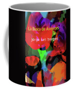Averroes's Search Borges Poster Coffee Mug