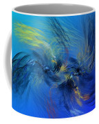 Avian Dreams 4 - Mating Rituals  Coffee Mug