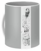 Avigdor Arikha 059 Avigdor Arikha Coffee Mug