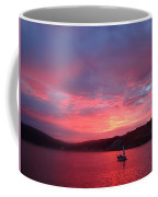 Avila Beach Sunset Coffee Mug