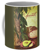 Avocado And Tortillas Coffee Mug