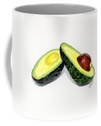 Avocado Coffee Mug