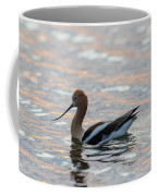 Avocet Sunset Coffee Mug