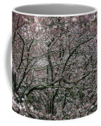 Awash In Cherry Blossoms Coffee Mug