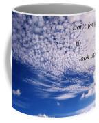 Awesome Sky And Cloud Formation Coffee Mug