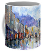 Awnings Coffee Mug