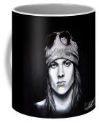 Axl Rose - Welcome To The Jungle Coffee Mug