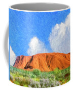 Ayers Rock Coffee Mug