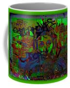 Down 42 Coffee Mug