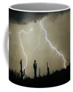 Az Desert Storm Coffee Mug by James BO  Insogna