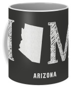 Az Home Coffee Mug by Nancy Ingersoll