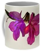 Azalea Double Coffee Mug