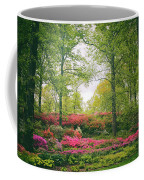 Azalea Hillside Coffee Mug