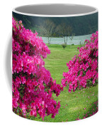 Azaleas At The Azores Coffee Mug
