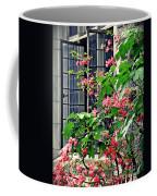 Azaleas At The Window   Coffee Mug