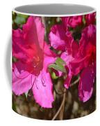 Azaleas In Magenta Coffee Mug