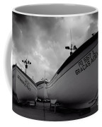 Azorean Fishing Boats Coffee Mug