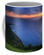 Azores Islands Sunset Coffee Mug