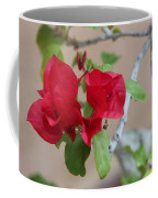 Aztec Bougainvillea  Coffee Mug