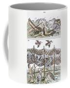 Aztec Fishermen Coffee Mug