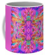 Aztec Kaleidoscope - Pattern 009 Coffee Mug