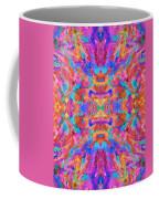 Aztec Kaleidoscope - Pattern 030 Coffee Mug