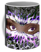 Aztec Mask Coffee Mug
