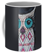 Aztec Owly Coffee Mug