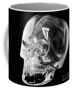 Aztec Rock Crystal Skull Coffee Mug
