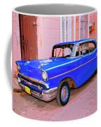 Azul Cobalto Coffee Mug