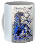 Azul Diablo Coffee Mug by J R Seymour