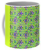 Azulejos Magic Pattern - 08 Coffee Mug