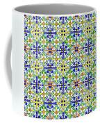 Azulejos Magic Pattern - 11 Coffee Mug